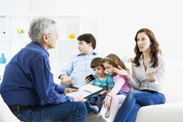 Θεραπεία Οικογένειας